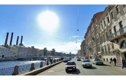 Весенний Санкт-Петербург. Проживание в близи от основных достопримечательностей города.Скидка 20%