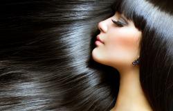 Скидка 57% по кератиновому выпрямлению волос