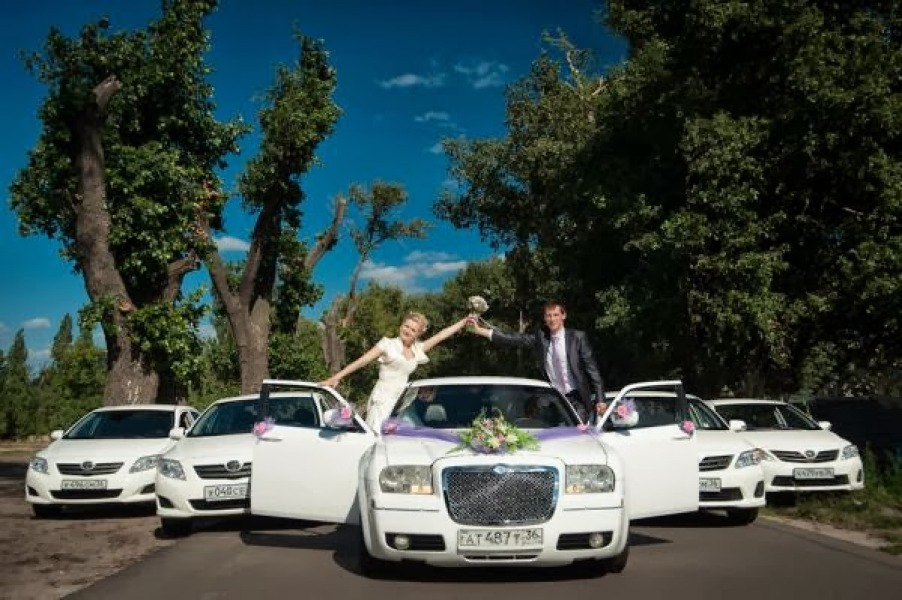Аренда авто свадьба