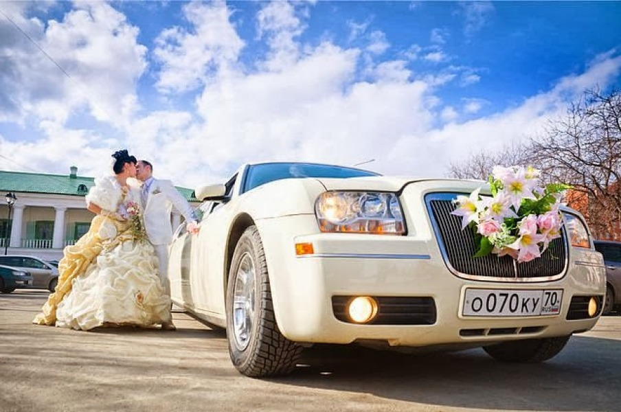 Аренда машин на свадьбу 56